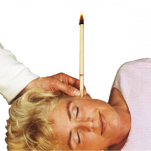 Hopi Ear Candles are said to relieve pressure in the ear and clear sinuses