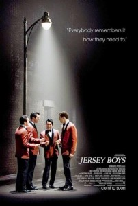Clint Eastwood directed the Hollywood film of Jersey Boys