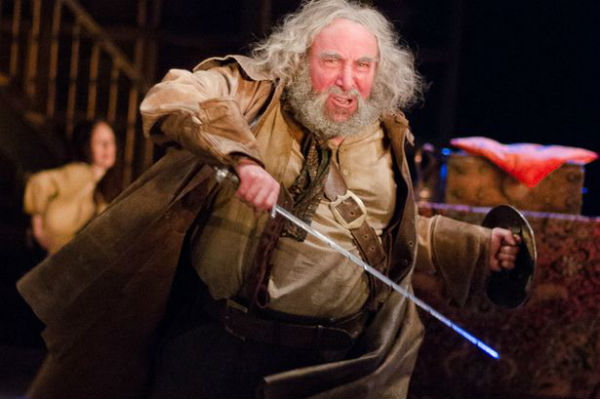 The John and Wendy Trewin Award for BEST SHAKESPEAREAN PERFORMANCE: Antony Sher, Henry IV Parts I & II - RSC at the Royal Shakespeare Theatre, Stratford-upon-Avon, tour & Barbican Theatre
