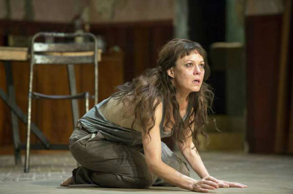 BEST ACTRESS: Helen McCrory, Medea - National Theatre, Olivier