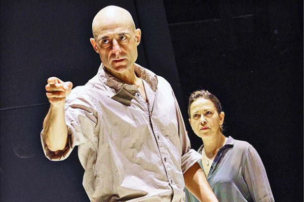 BEST ACTOR: Mark Strong in A View from the Bridge - Young Vic