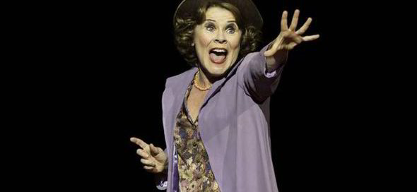Is Imelda Staunton the best Momma Rose ever?
