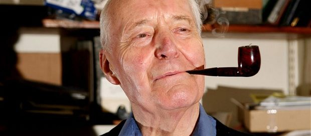 Tony Benn died on 14 March 2014