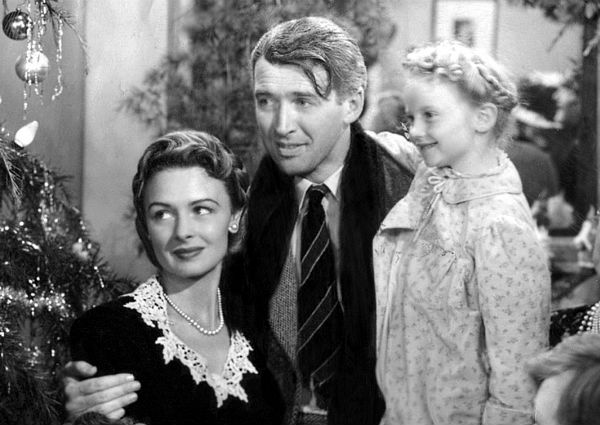 It s a wonderful life coming to a stage near you isn t Classic christmas films black and white