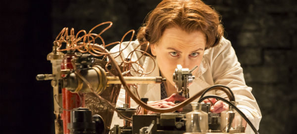 Nicole Kidman plays late DNA scientist Rosalind Franklin in Photograph 51 in the West End