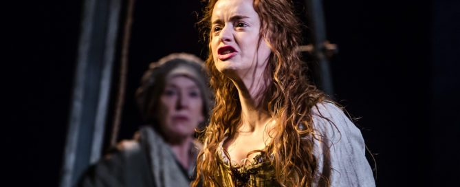 Hannah Hutch in Jane Wenham: The Witch of Walkern. © Richard Davenport