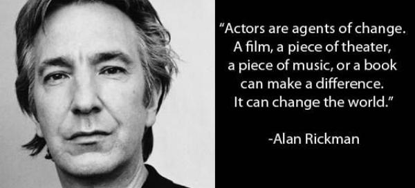 Alan Rickman (1946-2016)