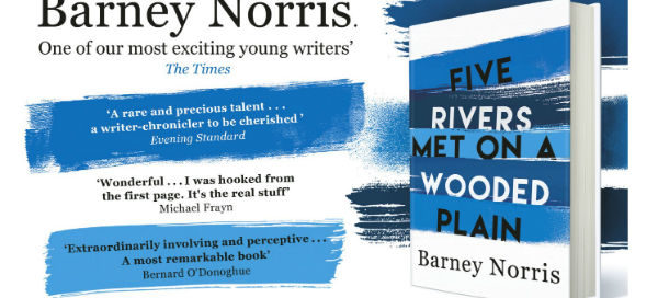 The advert for Barney Norris' in The Sunday Times was just the prompt I needed