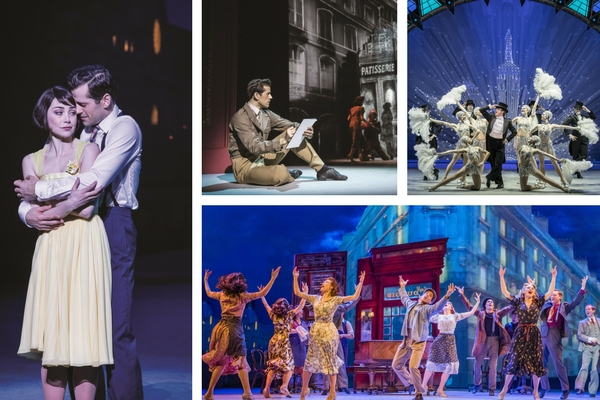An American in Paris has burst onto the West End stage