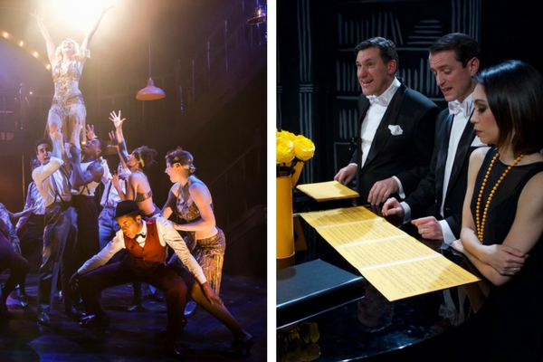The Wild Party at The Other Palace and The Sorrows of Satan at Tristan Bates Theatre