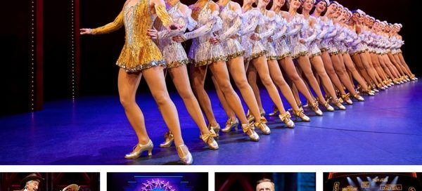 The cast of 42nd Street. © Brinkhoff & Mogenburg