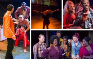 The Life at Southwark Playhouse until 29 April 2017