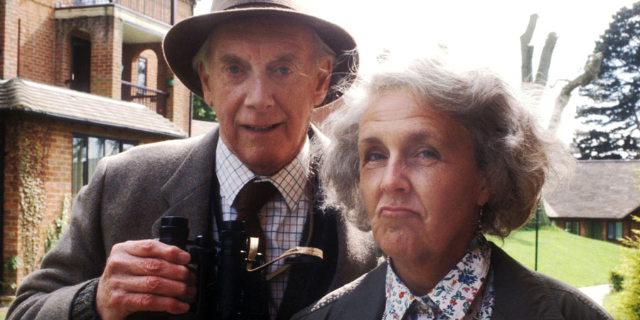Graham Crowden and Stephanie Cole starred in Waiting for Godot on television