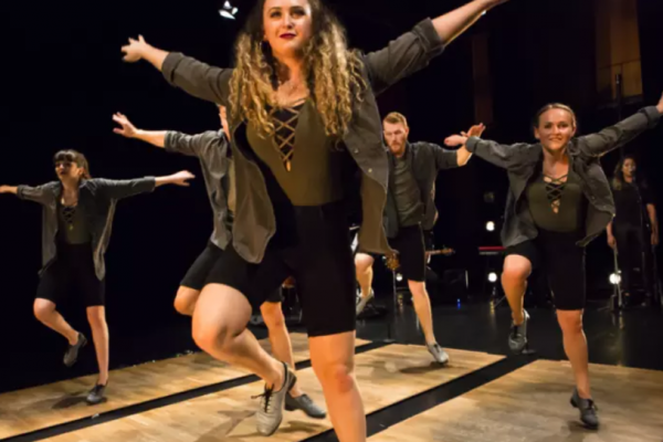 Old Kent Road perform at InMotion at the Bunker Theatre until 2 September