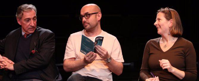 1Dear Brutus Q & A at the Southwark Playhouse 05.12 (32)