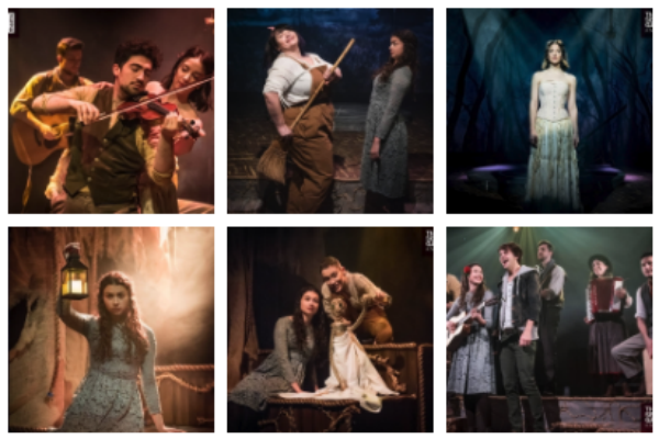 See the full gallery of The Secret Garden production shots on www.stagefaves.com