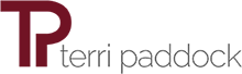 Terri Paddock Logo