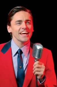 Ryan Molloy played Frankie Valli in Jersey Boys for six years