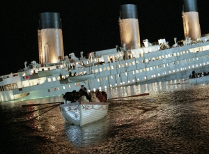 The 1912 sinking of the Titanic accelerated the adoption of SOS