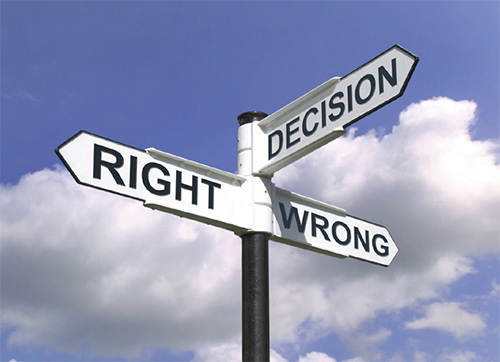 What I learned today: Beware confirmation bias – and why decision-making is  getting harder - Terri Paddock