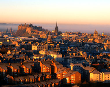 Edinburgh is a theatrical playground in August during the Fringe, the world's largest arts festival