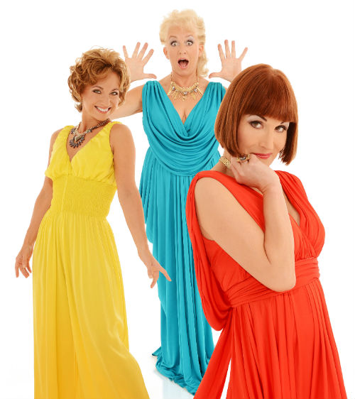 Fascinating Aida are staging Charm Offensive at the Udderbelly at Edinburgh Fringe before a UK tour and London run at the Southbank Centre in January