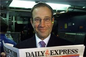 Richard Desmond, owner of the Express newspapers