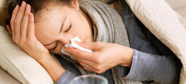 Ah-choo to you! Don't let the common cold stop your theatregoing - or bother others