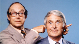 The real Morecambe & Wise, 1973