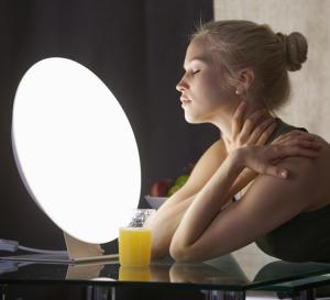 Light lamps can help treat Seasonal Affective Disorder