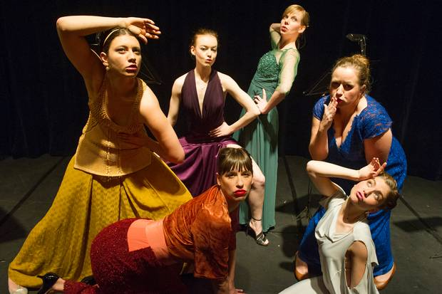 Ontroerend Goed tackles feminism in Sirens at Soho Theatre, London, December 2014