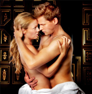 'Tis Pity She's a Whore, Shakespeare's Globe, 2014: The poster image too explicit for Tube advertising