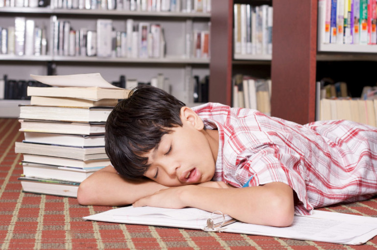 Do kids today have too much homework?