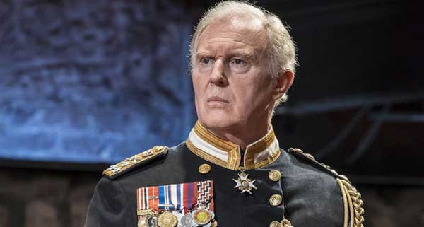 BEST NEW PLAY: King Charles III by Mike Bartlett - at the Almeida Theatre and Wyndham's