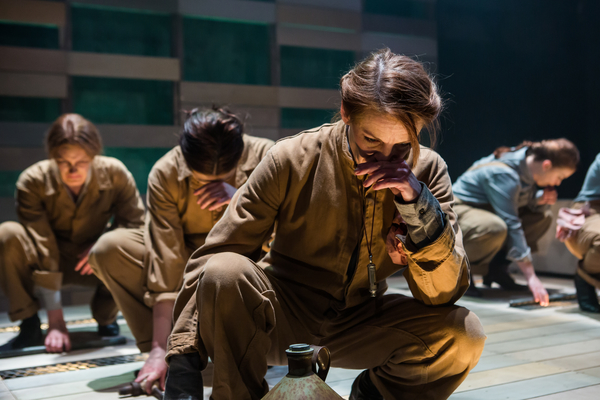 Out of the Cage tells the story of women munition workers during World War I. At the Park Theatre, London