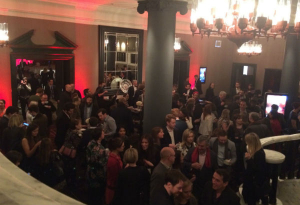 The room was buzzing at the Oliviers nominations launch