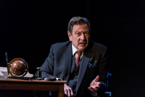 Michael Brandon plays Alfieri in Touring Consortium's A View From the Bridge