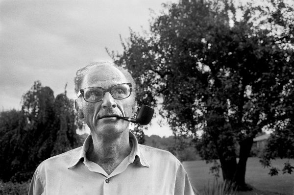 Put that in your pipe: 2015 marks the centenary of Arthur Miller's birth