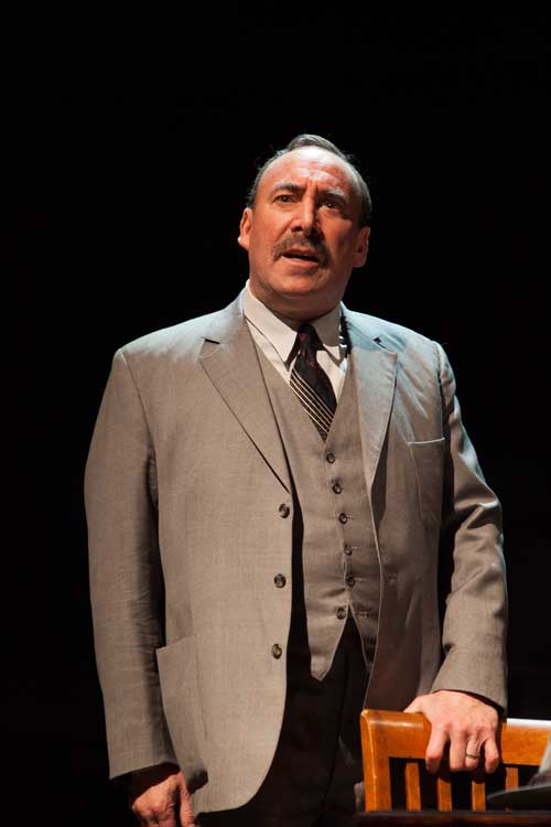 Antony Sher as Willy Loman in the RSC's 2015 production of Death of a Salesman
