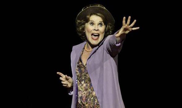 Is Imelda Staunton the best Momma Rose ever?