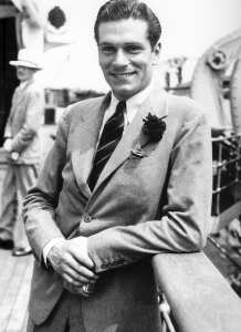 Laurence Olivier knew how to do suave