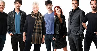 Simon Russell Beale, Ben Whishaw, Dench, Daniel Radcliffe, Sheridan Smith, David Walliams and Jude Law led the Michael Grandage season in 2013