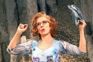 Juliet Stevenson won an Also Recognised Award for Happy Days at the Young Vic