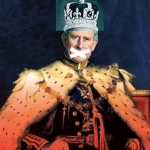 The Almeida's poster for Mike Bartlett's future history play King Charles III was banned by London Underground