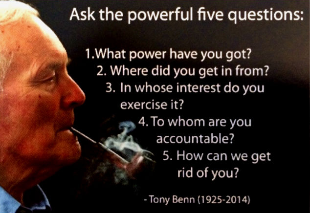 Questions for Cameron, Miliband and Clegg? Questions for corporate leaders?