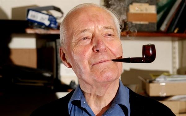 Tony Benn died on 14 March 2014