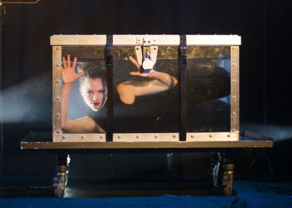 Out of the box: Impossible brings together eight magicians and illusionists onstage for the first time