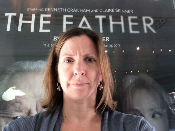 I saw The Father matinee at the Tricycle Theatre on a blazing hot Saturday