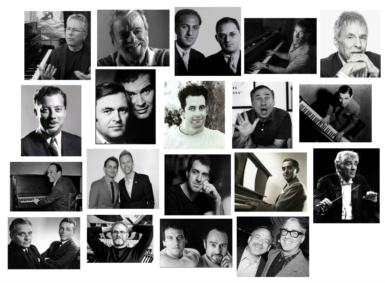 The Jewish Contribution to Broadway: How many of these composers and lyricists can you name?