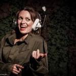 Rebecca Crookshank in Whiskey Tango Foxtrot